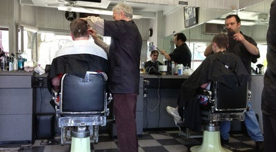 Photo of Building Heathcote Barber Shop at 6 Palmer Ave, Scarsdale, NY 10583, United States