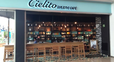 Photo of Coffee Shop Cielito Querido Café at Parque Delta, Benito Juárez 03000, Mexico