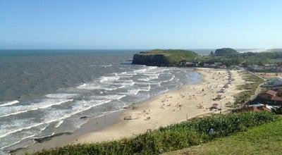 Photo of Beach Praia da Cal at Calc. Praia Da Cal, Torres 95560-000, Brazil