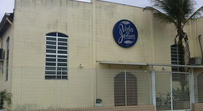 Photo of Church Vida em Jesus at Rua Luiz Felipe Machado,496, Guarujá, Brazil