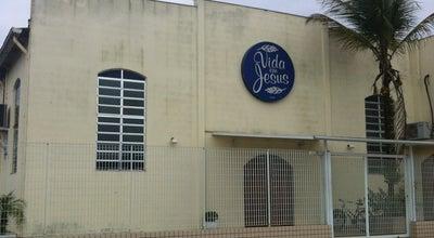 Photo of Church Vida em Jesus at Rua Luiz Felipe Machado,496, Guarujá, Brazil