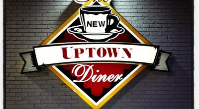 Photo of Diner Uptown Diner at 2548 Hennepin Ave, Minneapolis, MN 55405, United States