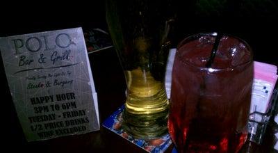 Photo of Bar The Polo Sports Lounge at 25 E 30th Ave, Hutchinson, KS 67502, United States