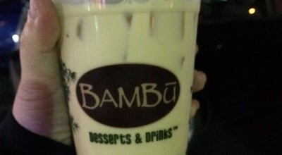 Photo of Dessert Shop Bambu at 1606 Fullerton Rd, Rowland Heights, CA 91748, United States