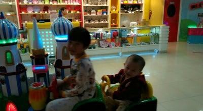 Photo of Playground Fun Station at Mall Pekanbaru Lt. 2, Pekanbaru, Indonesia