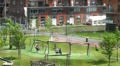Photo of Park Poptapark at Poptahof Noord 2, Delft, Netherlands