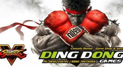 Photo of Arcade DING DONG Games at Jl. Kinanti No. 11a, Bandung 40264, Indonesia