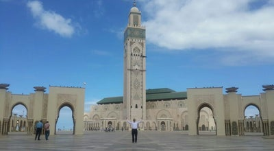 Photo of Mosque Mosquée Mohammed VI at Benjdia, Casablanca, Morocco