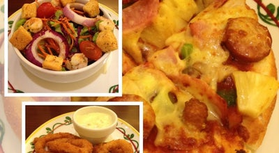 Photo of Pizza Place The Pizza Company (เดอะ พิซซ่า คอมปะนี) at Imperial World Samrong, Mueang Samut Prakan 10270, Thailand