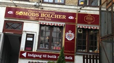 Photo of Candy Store Sømods Bolcher at Nørregade 24 Og 36b, Copenhagen 1165, Denmark