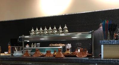 Photo of Moroccan Restaurant ZERDA at Boulevard Emile Jacqmainlaan 66, Brussels 1000, Belgium
