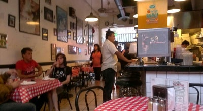 Photo of Pizza Place Mulberry Street Pizzeria at 15136 Ventura Blvd, Sherman Oaks, CA 91403, United States