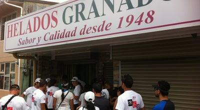 Photo of Ice Cream Shop Helados Granados at 100 Metros Norte Y 25 Este Del Restaurante Mei Feng, San Rafael de Oreamuno, Costa Rica