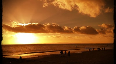 Photo of Beach Southbourne Beach at Southbourne Overcliff Dr, Bournemouth BH 6 3, United Kingdom