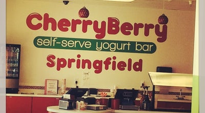 Photo of Frozen Yogurt CherryBerry Yogurt Bar at 2671 Chatham Rd, Springfield, IL 62704, United States