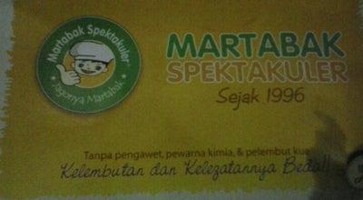 Photo of Asian Restaurant Martabak spektakuler at Jl. Jend Sutoyo No 30, Lumajang 67353, Indonesia