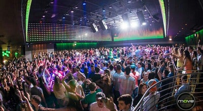 Photo of Nightclub Move Club at R. Dr. Temístocles, 94, Campo Grande 79002-006, Brazil