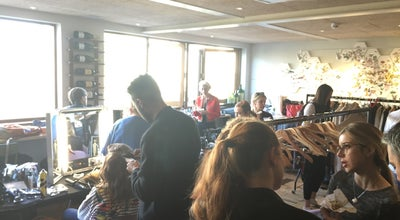 Photo of French Restaurant Trinity at 4 The Polygon, Clapham SW4 0JG, United Kingdom