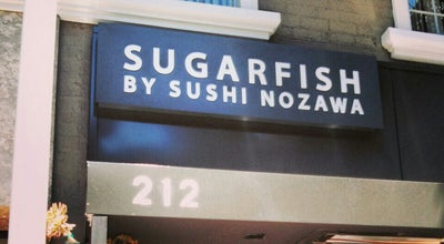 Photo of Sushi Restaurant SUGARFISH by sushi nozawa at 212 N Canon Dr, Beverly Hills, CA 90210, United States