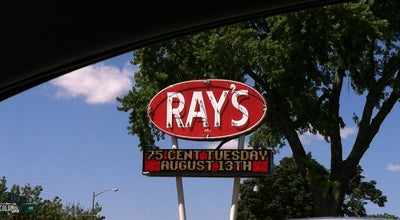 Photo of Burger Joint Ray's Drive-In at 20 N Beacon Blvd, Grand Haven, MI 49417, United States