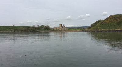 Photo of Historic Site Inchcolm Abbey at South Queensferry EH30 9TB, United Kingdom