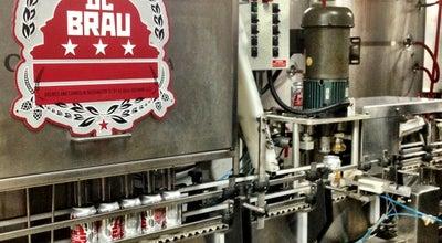 Photo of Brewery DC Brau Brewing Co at 3178 Bladensburg Rd Ne, Washington, DC 20018, United States