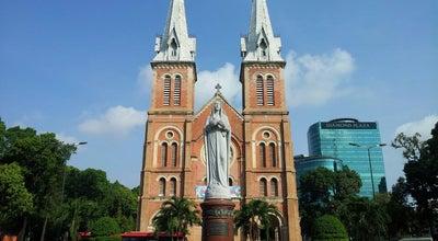 Photo of Church Nhà Thờ Đức Bà Sài Gòn (Saigon Notre-Dame Basilica) at 1 Cộng Xã Paris, Quận 1, Vietnam