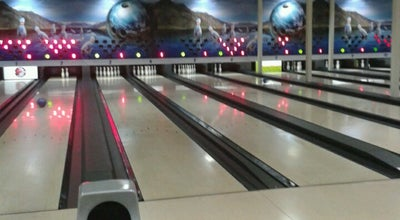 Photo of Bowling Alley New Bowling at R. Sete De Setembro, 1115, Blumenau 89010-202, Brazil