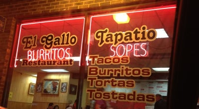 Photo of Mexican Restaurant El Gallo Tapatio at 13642 Cicero Ave, Crestwood, IL 60445, United States