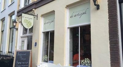 Photo of Mediterranean Restaurant Artisjok at Nieuwegracht 33, Utrecht 3512 LD, Netherlands
