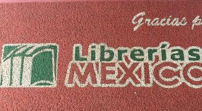 Photo of Bookstore Librerias Mexico at Mexico