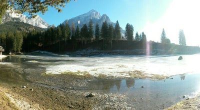 Photo of Lake Lago di Mosigo at San Vito di Cadore, Italy