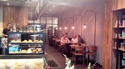 Photo of Cafe Café Code Noir at 4095 Saint-laurent, Montreal, Qu, Canada