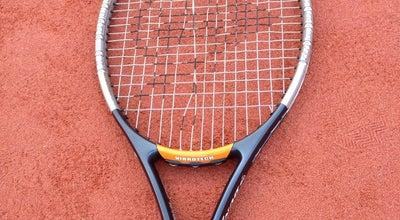 Photo of Tennis Court LTC Vechtlust at 2e Polderweg 11, Utrecht 3565 MD, Netherlands