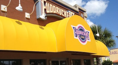 Photo of American Restaurant Fuddruckers at 2101 N Kings Hwy, Myrtle Beach, SC 29577, United States