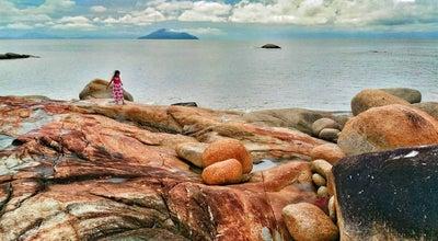 Photo of Beach Pantai Tanjung Bajau at Indonesia