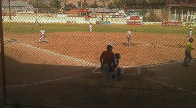 Photo of Baseball Field Estadio Angel Carita Medina at Durango 34000, Mexico