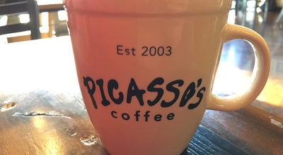 Photo of Coffee Shop Picasso's Coffee at 1650 Beale St, Saint Charles, MO 63303, United States