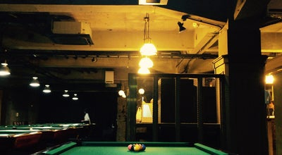 Photo of Pool Hall Billiards&Darts BAGUS 吉祥寺店 at 吉祥寺本町1-9-10, 武蔵野市 180-0004, Japan