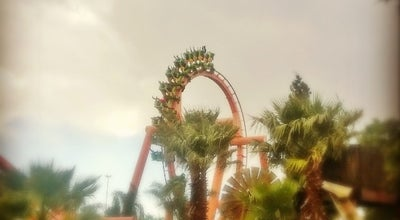 Photo of Theme Park Gold reef city at Johannesburg, South Africa