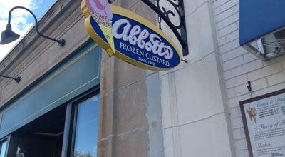Photo of Ice Cream Shop Abbott's Frozen Custard at 934 Great Plain Ave, Needham, MA 02492, United States
