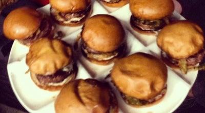 Photo of Burger Joint Umami Burger at 1520 N Cahuenga Blvd, Los Angeles, CA 90028, United States