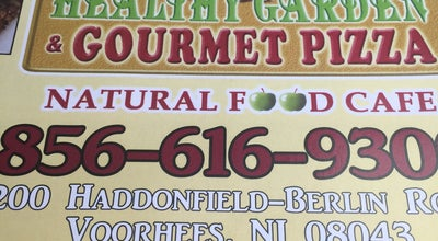 Photo of American Restaurant Healthy Garden at 73 Haddonfield Berlin Rd, Echelon, NJ 08043, United States