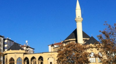 Photo of Mosque Hoca Ahmet Yesevi Cami at Turkey