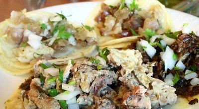 Photo of Taco Place Tacos Al Vapor El Canelo at 6168 Whittier Blvd, Los Angeles, CA 90022, United States