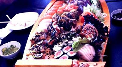 Photo of Japanese Restaurant Temakeria.com at R. João Camilo De Camargo, Hortolândia, Brazil