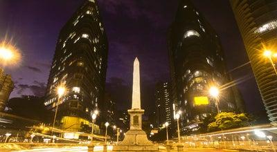 Photo of Monument / Landmark Praça Sete de Setembro (Praça 7) at Pça. Sete De Setembro, Belo Horizonte 30120-010, Brazil