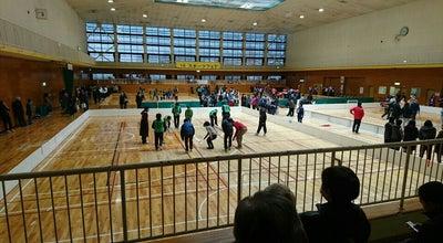 Photo of Playground 蕨市民体育館 at 北町1-27-15, 蕨市, Japan