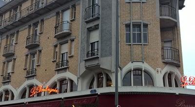 Photo of French Restaurant Brasserie du Boulingrin at 31 Rue De Mars, Reims 51100, France