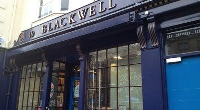 Photo of Bookstore Blackwell's at 48 - 51 Broad St, Oxford OX1 3BQ, United Kingdom
